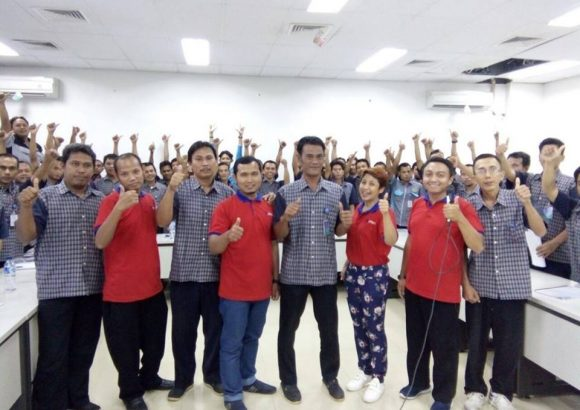 Training dan Outsourcing Cleaning Service