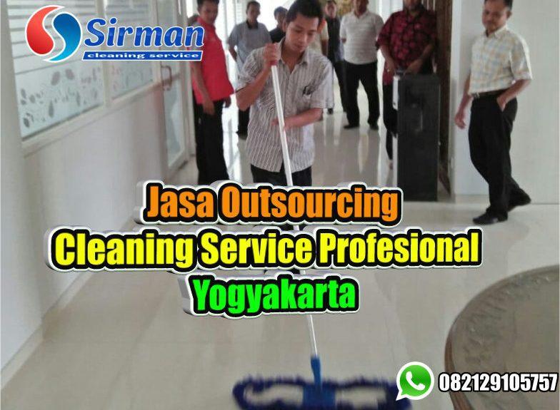 Jasa Outsourcing Cleaning Service Cakap di Yogyakarta , Memberikan Kebutuhan SDM Berkualitas